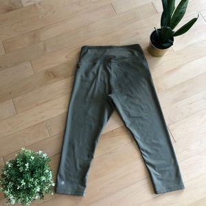 Zella high waisted daily crop leggings